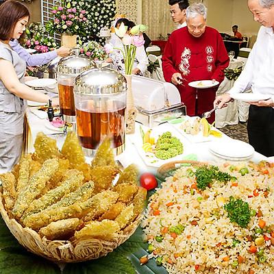 Buffet Ẩm Thực Chay Đặc Sắc 50 Món Tại Nhà Hàng Sang Trọng Kalina