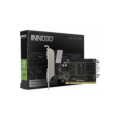 Card màn hình Inno3D GT 710 1GB - Hàng chính hãng