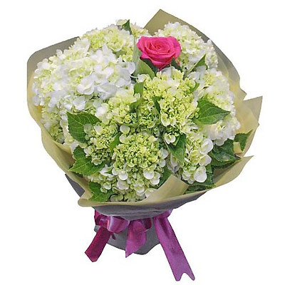 Bó hoa tươi - Tình Yêu Duy Nhất Của Anh 3260