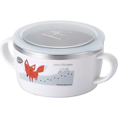 Tô ăn dặm cao cấp Hàn Quốc cho bé dung tích 250ml/400ml/650ml thương hiệu STENLOCK