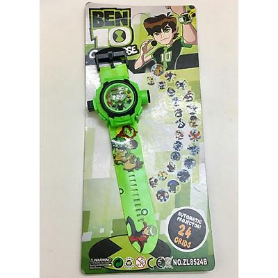 Đồng hồ chiếu 24 nhân vật hoạt hình độc đáo cho bé Xavi10