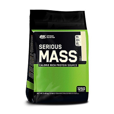 Sữa tăng cân Optimum Nutrition Serious Mass 12LBS (5.45 kg)