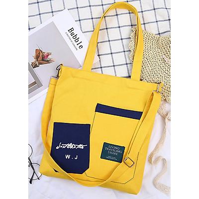 Túi Vải Đeo Vai Nữ Phiên Bản Hàn Quốc G058