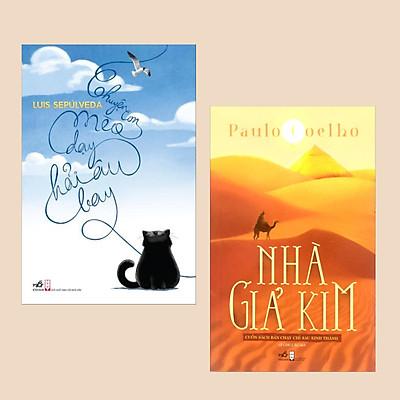 Combo Sách Hay: Chuyện Con Mèo Dạy Hải Âu Bay + Nhà Giả Kim