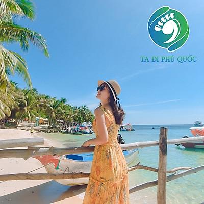 [Phú Quốc] Tour Cano 4 Đảo - Sunset Sanato 01 Ngày, Miễn Phí Quay Flycam, Chụp Hình Phao Sup, Khởi Hành Hàng Ngày