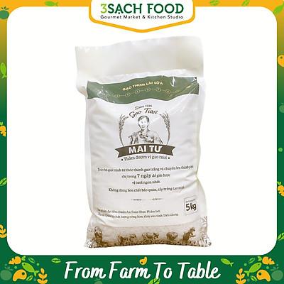 [Chỉ Giao HCM] - Gạo Lài Sữa Long Yến - gói 5kg