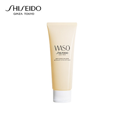 Kem Tẩy Tế Bào Chết Shiseido Waso Soft + Cushy Polisher (75ml) - 13964
