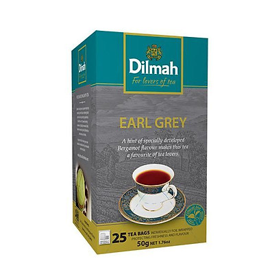 Hồng trà Bá Tước Dilmah 2g*25 gói