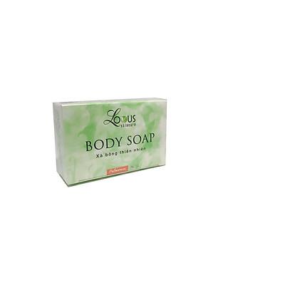 XÀ BÔNG BODY SOAP LOOUS 70G - SẢ HOA HỒNG