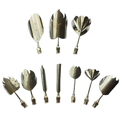 Bộ dụng cụ làm thạch rau câu 3D – Tặng kèm kim nhụy