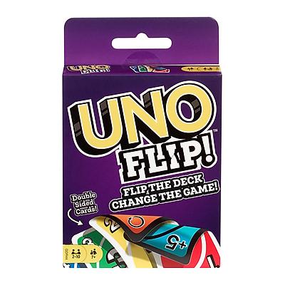 Đồ Chơi MATTEL GAMES Trò Chơi Trí Tuệ Uno Flip GDR44