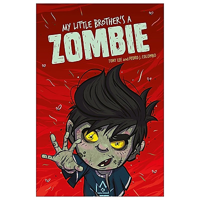 My Little Brother's a Zombie (EDGE: Bandit Graphics)