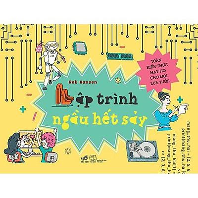 Sách - Bộ Cool Series - Lập trình ngầu hết sảy (tặng kèm bookmark thiết kế)