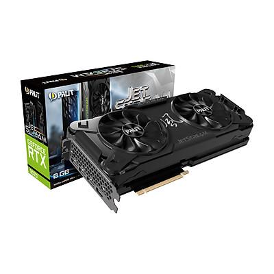 Card đồ họa VGA Palit GeForce RTX 3070 JetStream NE63070019P2-1040J - Hàng Chính Hãng