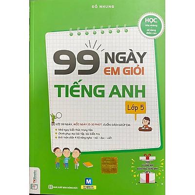 99 Ngày Em Giỏi Tiếng Anh Lớp 5