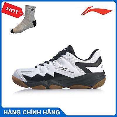 Giày cầu lông Lining nam AYTQ001-3 hàng chính hãng - Tặng kèm tất thể thao Bendu