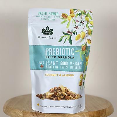 Ngũ cốc Brookfarm Prebiotic Paleo Granola (C)- Gói 300g