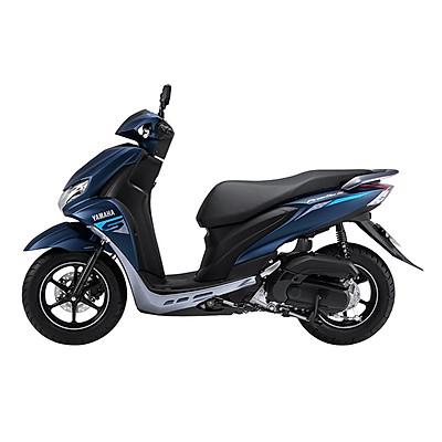 Xe máy Yamaha Freego S (Bản đặc biệt) - Xanh nhám - Phanh ABS - Smartkey
