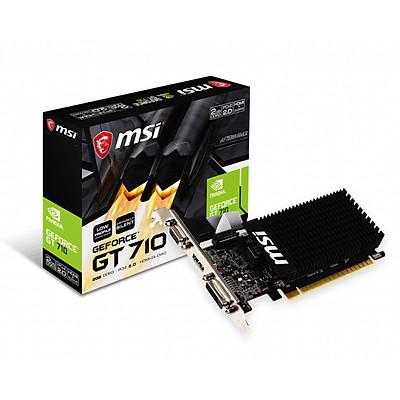 VGA MSI GT 710 2GD3H LP Hàng Chính Hãng