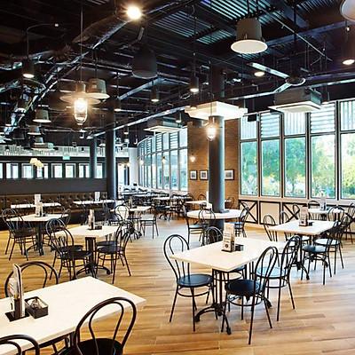 Vé Buffet Tại Faber Peak - Singapore (Bữa Trưa 12:00 - 14:30)