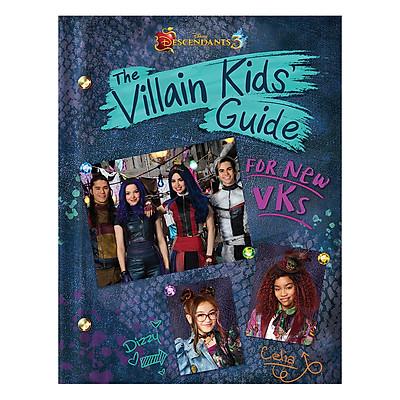 Descendants 3: The Villain Kids' Guide for New VKs