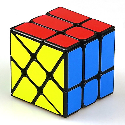Đồ Chơi Rubik Hình Xiên MoYu Fisher (Mẫu 02 )