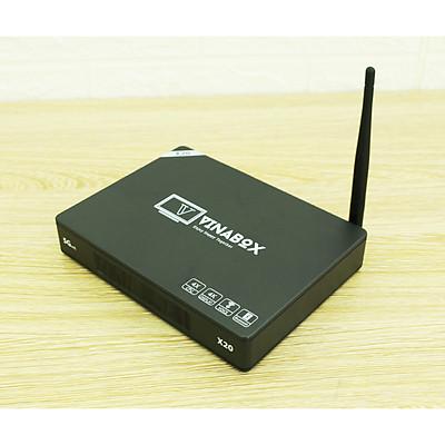 VINABOX X20 - RAM 2GB, - ANDROID 10 SIÊU MƯỢT -  HỖ TRỢ ĐIỀU KHIỂN GIỌNG NÓI - HÀNG CHÍNH HÃNG