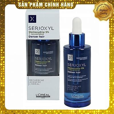 Tinh chất kích thích mọc tóc L'Oréal Serioxyl Denser Hair 90ml