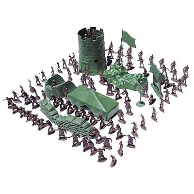 Quân Đội Chiến Đấu Nhựa Đồ Chơi Lính/Quân Đội/Quân Sự Trò Chơi Trẻ Em Chơi Bộ