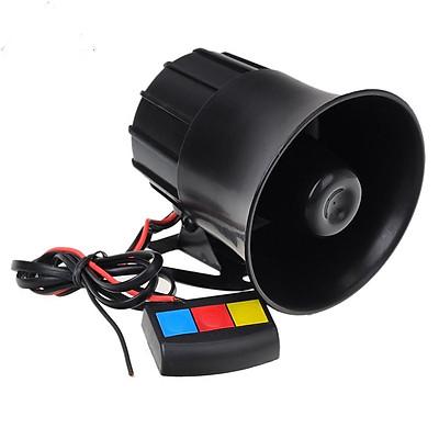 Còi hú 3 tiếng cho ô tô, xe máy  + Tặng kèm Đèn lazer đuôi xe ô tô, xe máy chống sương mù