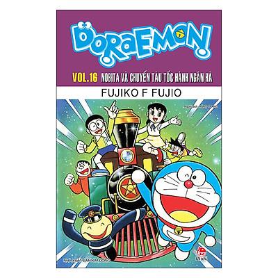 Doraemon Tập 16: Nobita Và Chuyến Tàu Tốc Hành Ngân Hà (Tái Bản 2019)