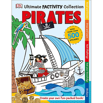 Ultimate Factivity Collection Pirates: Create Your Own Fun Packed Book