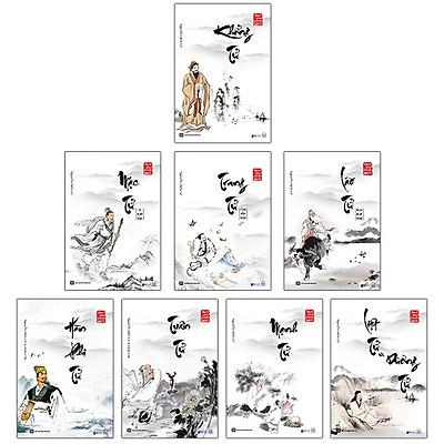 Bách Gia Tranh Minh - Bộ 8 Cuốn Sách Quý Hiếm Của Nguyễn Hiến Lê