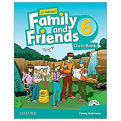 Family and Friends: Level 6: Class Book Pack