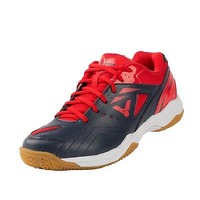 Giày cầu lông nam Victor SH170BD mẫu mới êm ái, bền bỉ dành cho nam và nữ màu đen phối đỏ đủ size