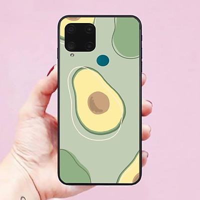 Ốp lưng dành cho điện thoại Realme C15 hình Bơ Xanh Cute