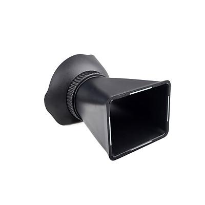 Bộ Mở Rộng Kính Ngắm LCD Đành Cho Máy Ảnh DSLR Canon 5DII 7D 500D Nikon D700 D800 Đen (2.8 x 3.0 inch)