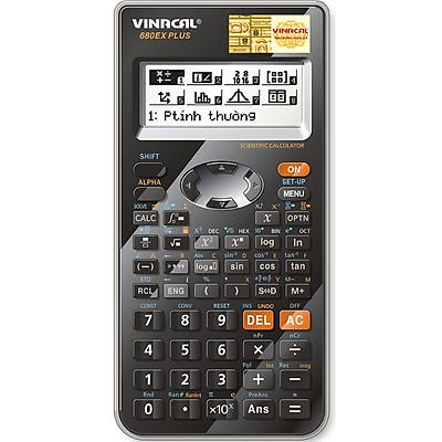 Máy Tính VINACAL 680EX Plus