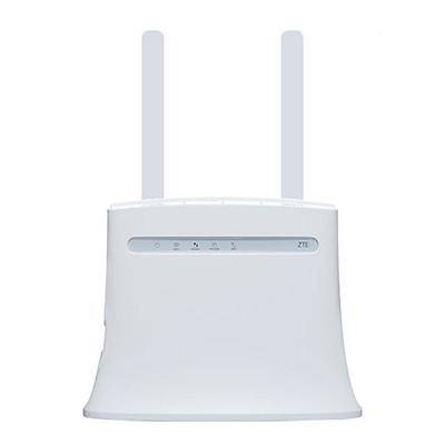 ZTE MF283 Bộ Phát Sóng Wifi 4G Kết Nối 32 Thiết Bị, Có Cổng Lan Wan Kèm Ăng Ten Thu Phát Sóng Cực Khỏe  - Hàng Chính Hãng