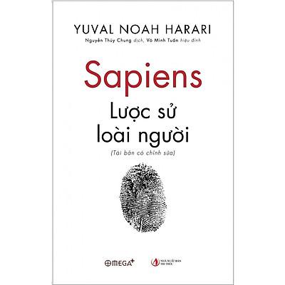 Sapiens: Lược Sử Loài Người (Tái Bản 2019 - Có Chỉnh Sửa) + Tặng kèm postcard GreenLife