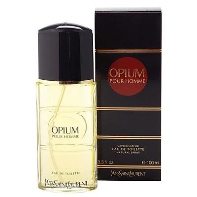 Yves Saint Laurent Opium for Men Eau de Toilette 100ml Spray