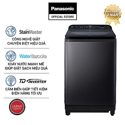 [Chỉ Giao Tại HCM] - Máy Giặt Cửa Trên Panasonic 11KG NA-FD10AR1BV - Hàng Chính Hãng