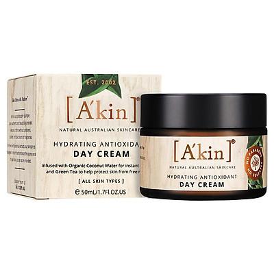 A'kin Hydrating Antioxidant Day Cream 50ml
