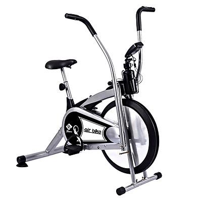 Xe đạp tập thể dục air bike BG 8701 - Xám (hàng nhập khẩu)