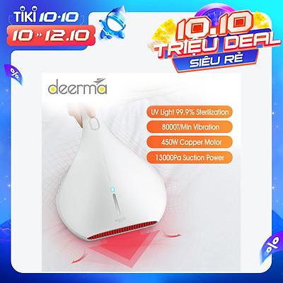 Máy Hút Bụi Cầm Tay Xiaomi Deerma CM800/CM810 Dùng Tia UV Khử Trùng (13000Pa) (Giao mẫu ngẫu nhiên)