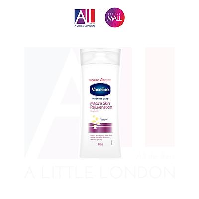 Dưỡng thể Vaseline Intensive Care Mature Skin Rejuvenation - 400ml (