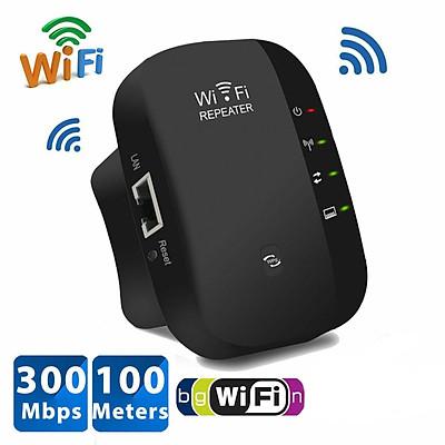 WiFi Extender 300Mbps WiFi Range Repeater Wireless Internet Booster WiFi Blast