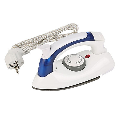 3 Temperature Adjustable Electric Iron Mini Folding Steam Iron for Home Travel