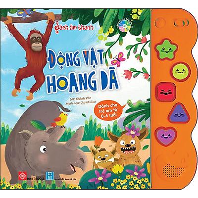 Sách Âm Thanh - Động Vật Hoang Dã