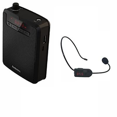 Loa trợ giảng đa năng 4 trong 1 ROLTON   + TẶNG kèm micro không dây tiện dụng AZONE
